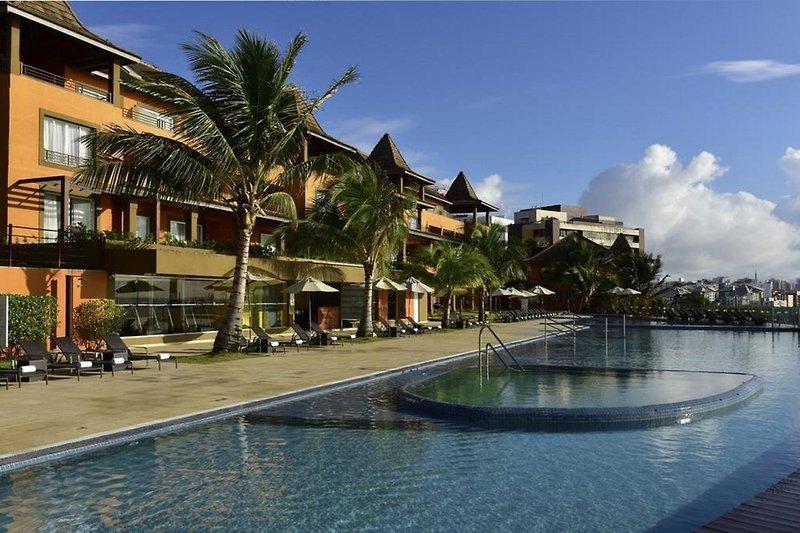 Pestana Bahia Lodge Außenaufnahme