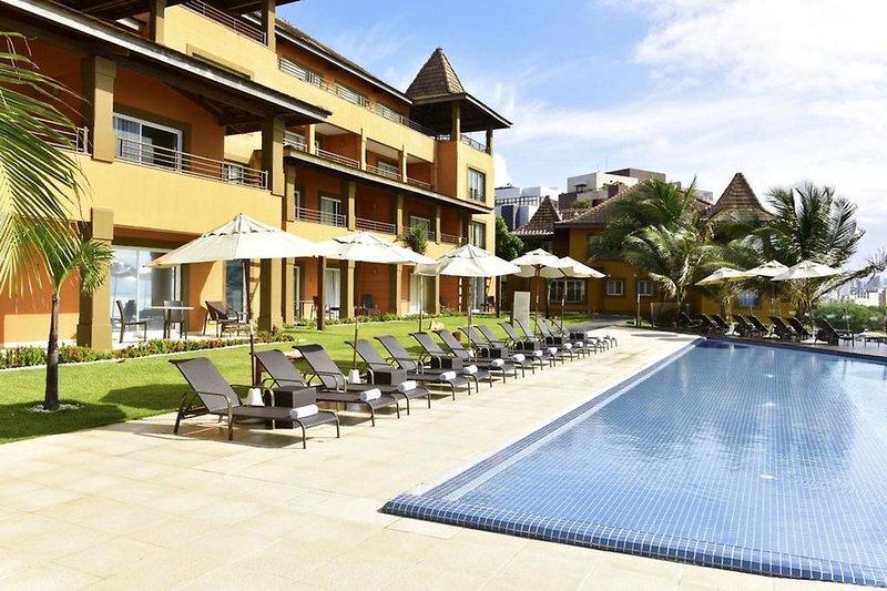 Pestana Bahia Lodge Pool