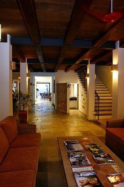Pousada Santo Antonio Lounge/Empfang