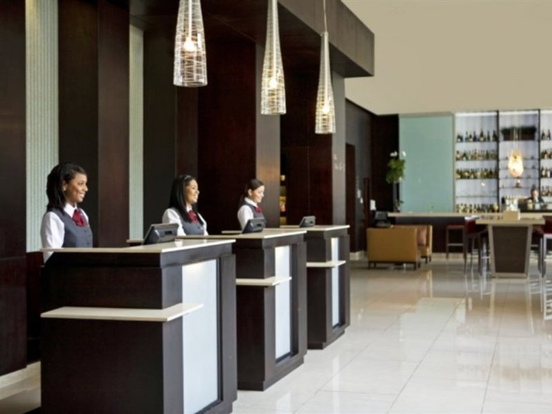 Courtyard by Marriott at Multiplaza Mall Lounge/Empfang