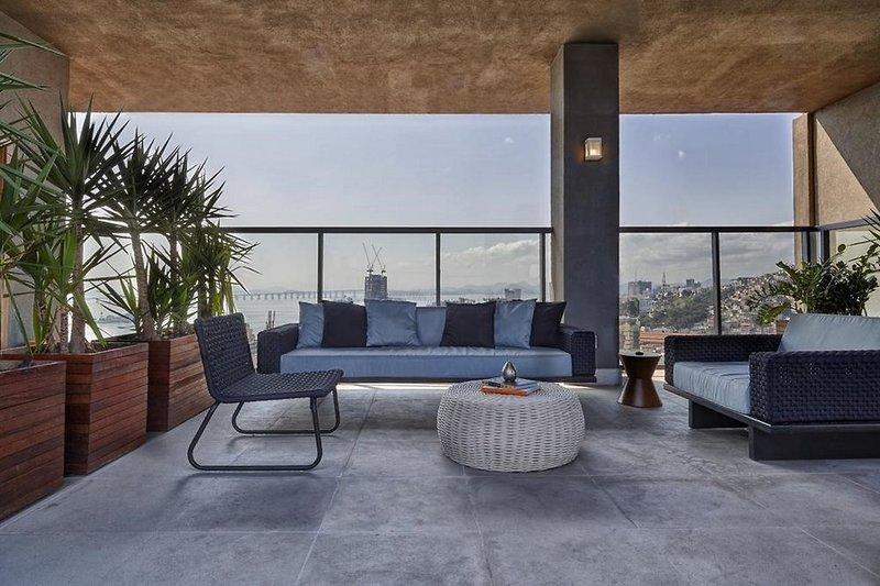Intercity Porto Maravilha  Lounge/Empfang