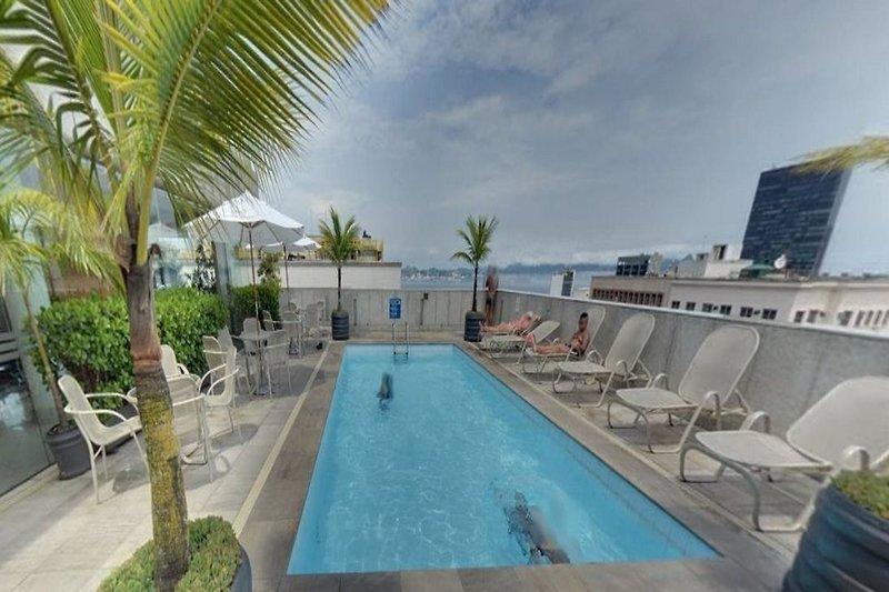 Windsor Guanabara Terrasse