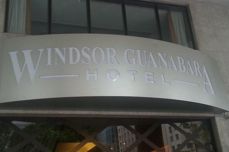 Windsor Guanabara Außenaufnahme