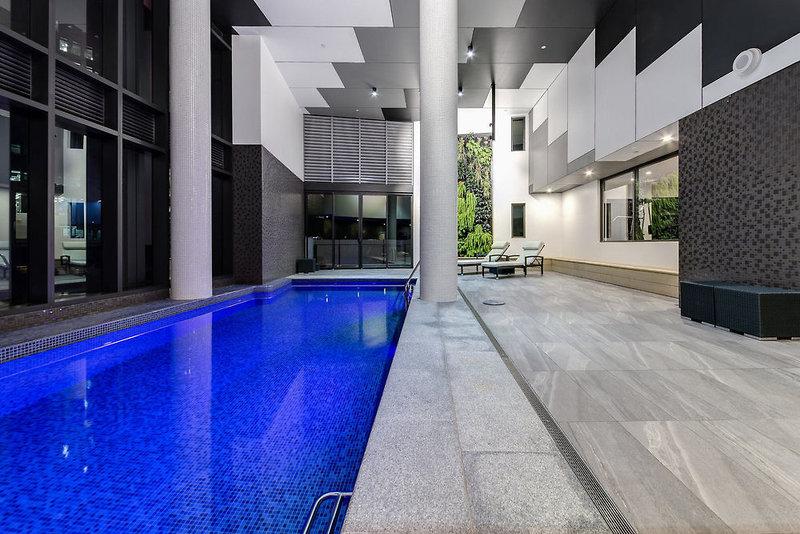 Swiss-Belhotel Brisbane Hallenbad