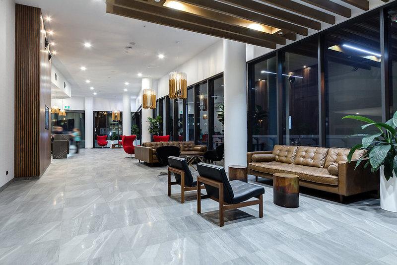 Swiss-Belhotel Brisbane Lounge/Empfang