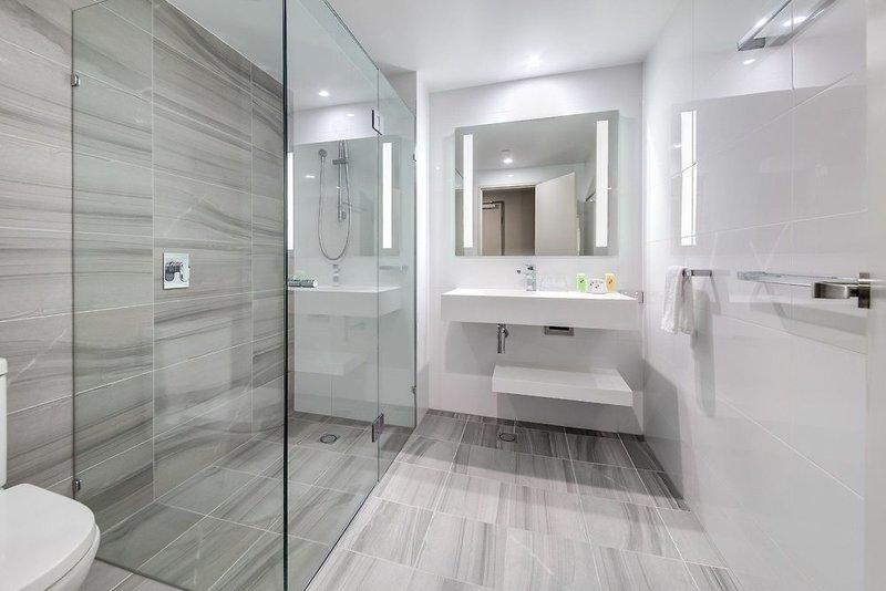 Swiss-Belhotel Brisbane Badezimmer