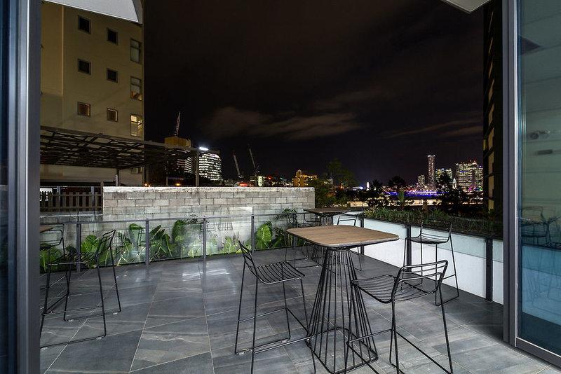 Swiss-Belhotel Brisbane Terrasse