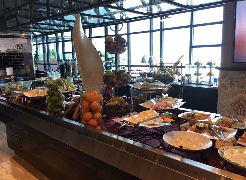 Ramada Manama City Centre Restaurant