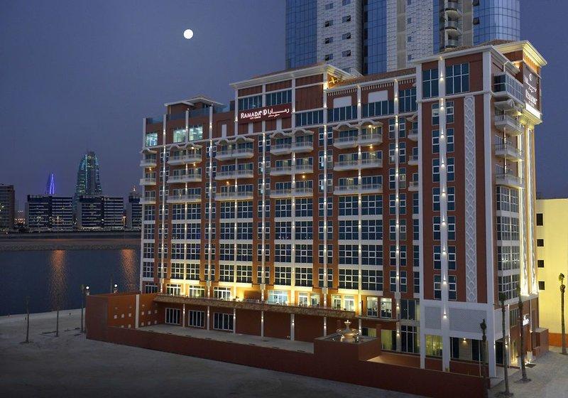 Ramada Manama City Centre Außenaufnahme