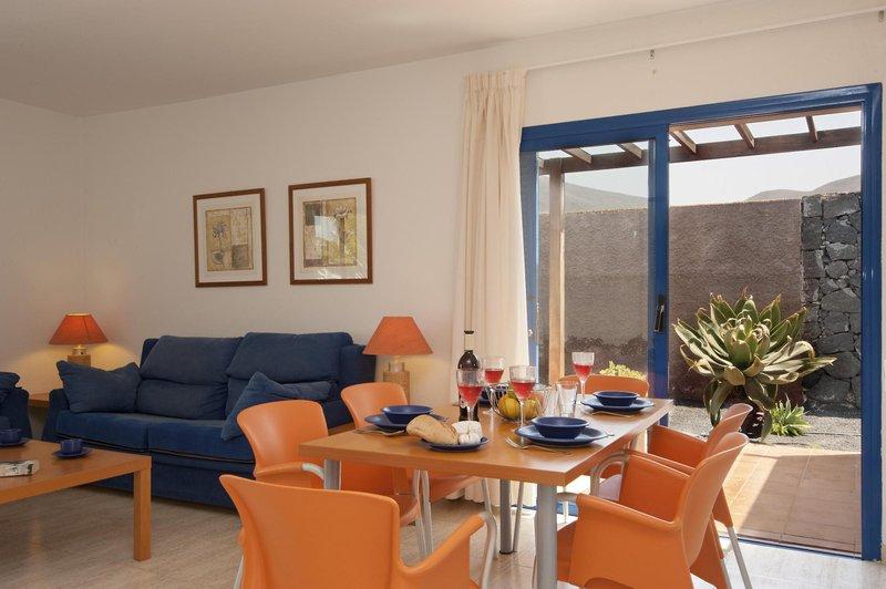 Villas Las Marinas Wohnbeispiel