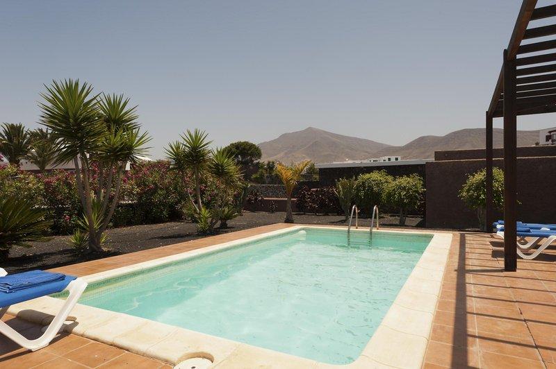 Villas Las Marinas Pool