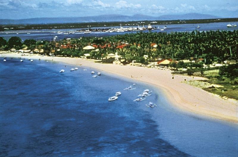 The Tanjung Benoa Beach ResortLandschaft