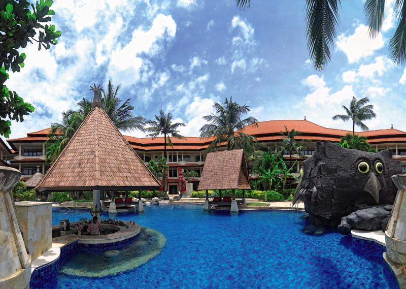 The Tanjung Benoa Beach ResortAuߟenaufnahme