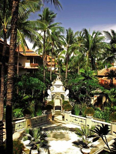 The Tanjung Benoa Beach ResortGarten