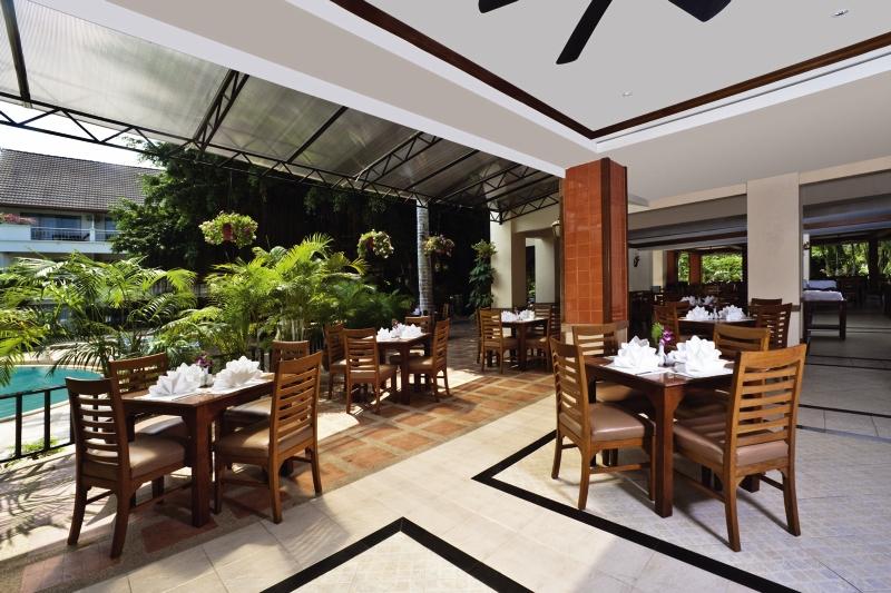 Pinnacle Grand Jomtien Resort & SpaRestaurant