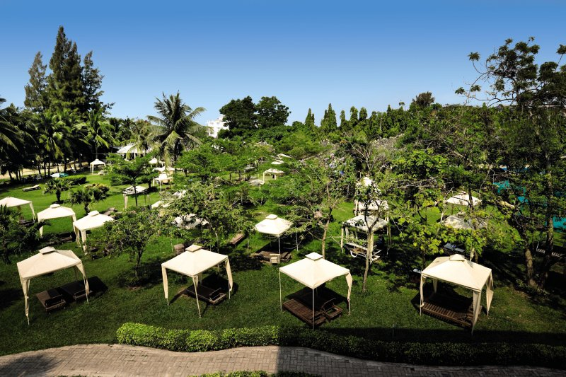 Pinnacle Grand Jomtien Resort & SpaGarten