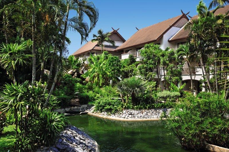 Pinnacle Grand Jomtien Resort & SpaAuߟenaufnahme