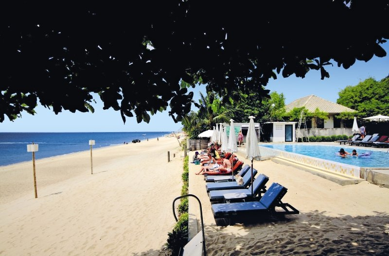 Lamai Wanta Beach ResortStrand