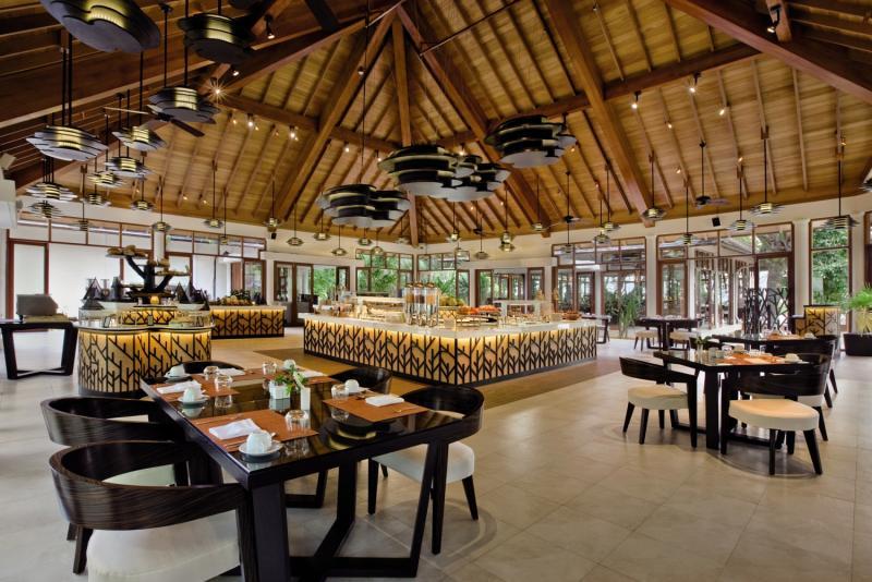 Hilton Seychelles Labriz Resort & SpaRestaurant