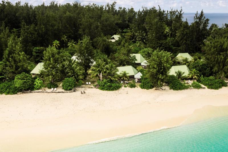 Denis Private IslandStrand