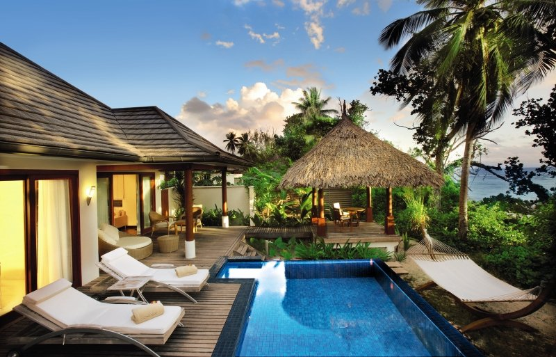 Hilton Seychelles Labriz Resort & SpaPool