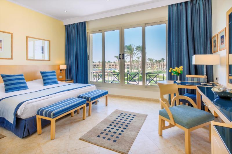 Cleopatra Luxury Resort Makadi BayWohnbeispiel