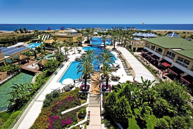 Alva Donna Exclusive Hotel & SpaAuߟenaufnahme