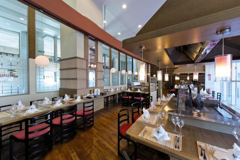 Concorde de Luxe ResortRestaurant