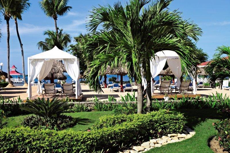 Grand Bahia Principe La RomanaGarten
