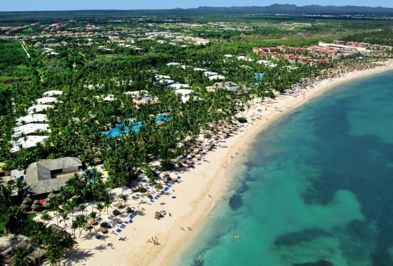 Melia Caribe TropicalLandschaft
