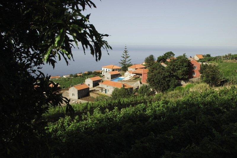 Quinta Das VinhasAuߟenaufnahme