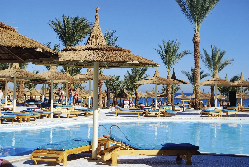 Beach Albatros ResortPool