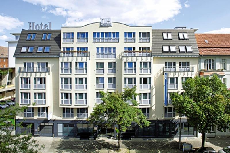 NH Berlin City OstAuߟenaufnahme