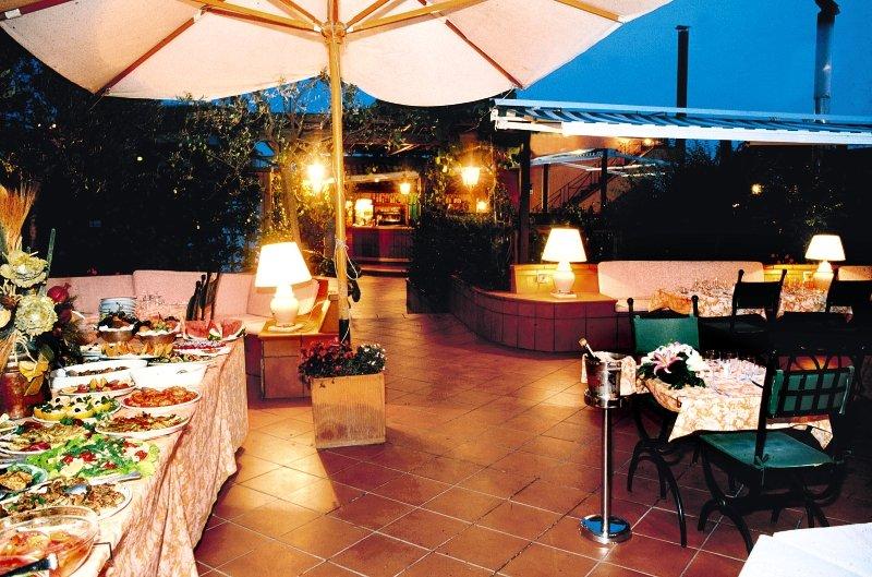 Diana Roof Garden HotelTerasse