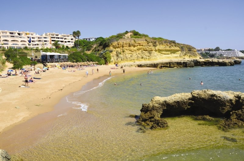Auramar Beach Resort Strand