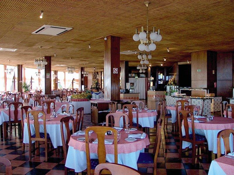 Auramar Beach Resort Restaurant