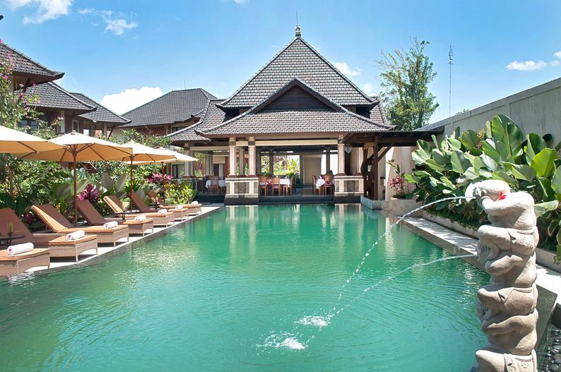 Rama Phala Resort & Spa Pool