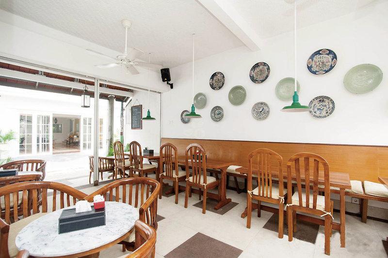 Samsara Inn Hotel Restaurant