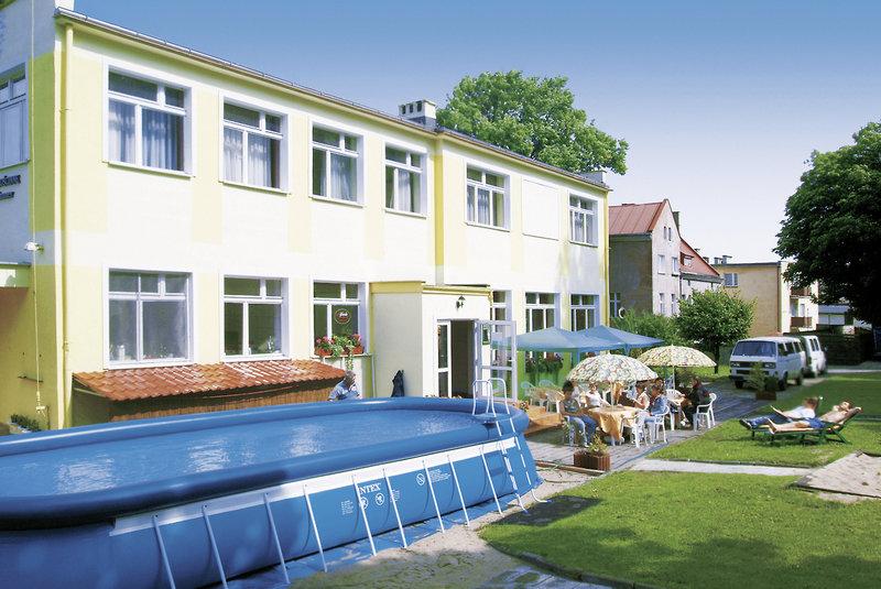 Villa Kunterbunt Außenaufnahme