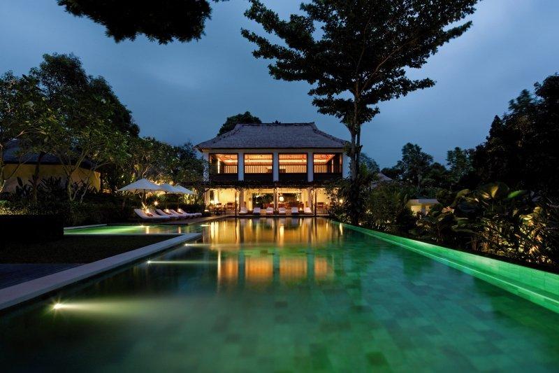 Uma by COMO, Ubud Pool