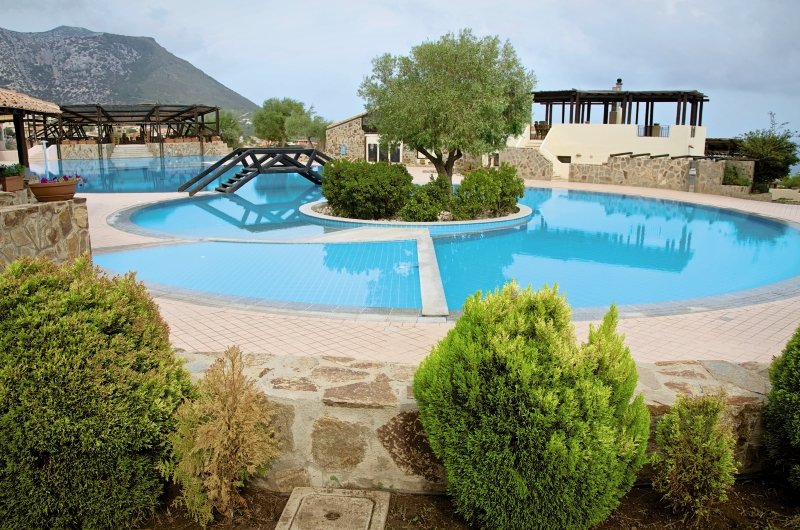 Cala Gonone Beach Village Pool