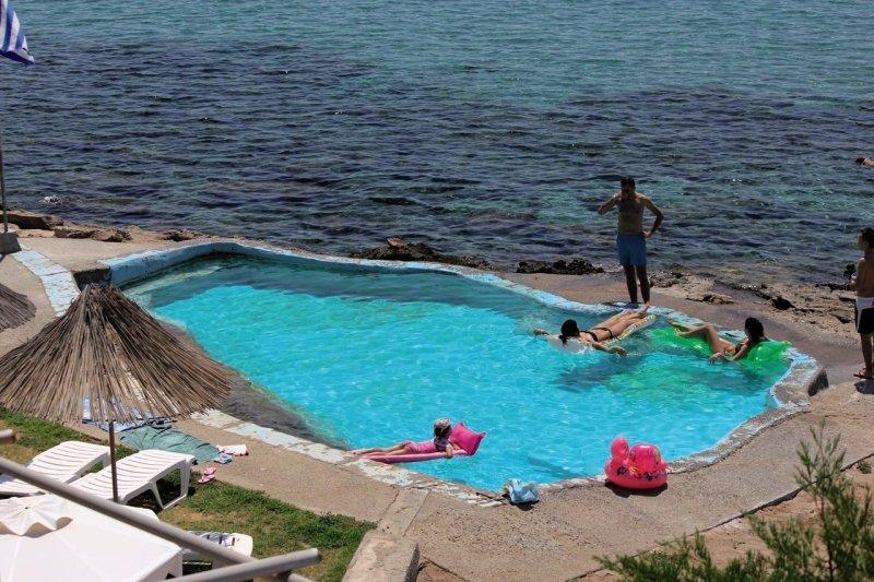 Hotel Ilyssion Pool