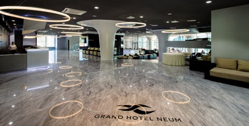 Grand Hotel Neum Lounge/Empfang