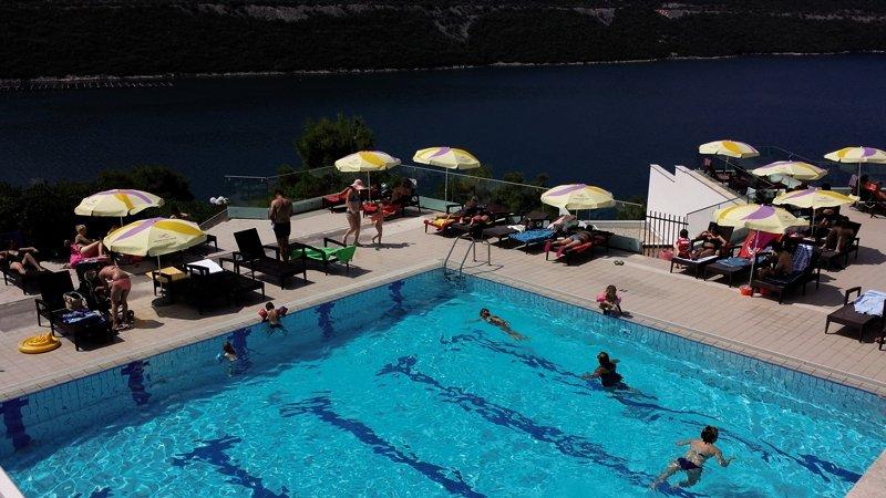 Grand Hotel Neum Pool