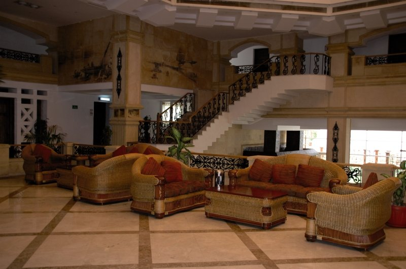Queen Sharm View Lounge/Empfang