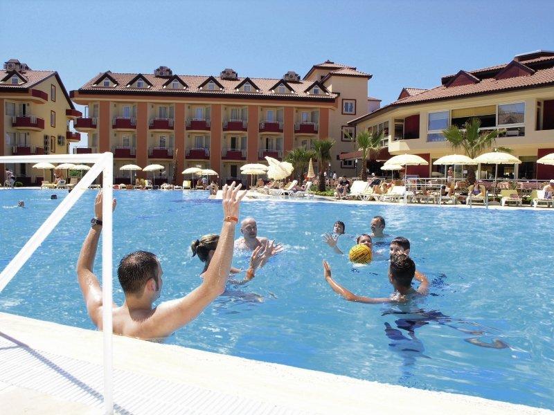 Orfeus Park Hotel Pool