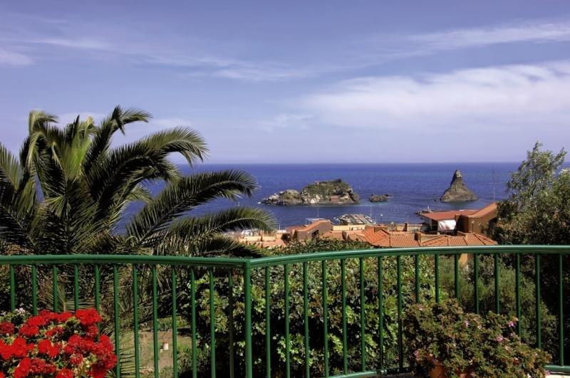 Eden Riviera Terrasse