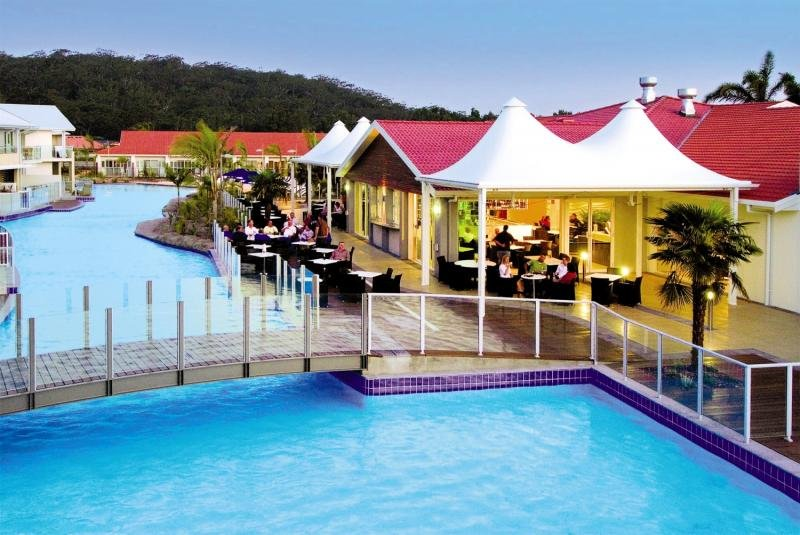 Oaks Pacific Blue Resort Außenaufnahme