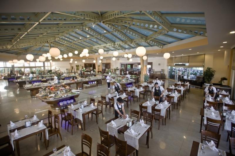 Crystal Paraiso Verde Resort & Spa Restaurant