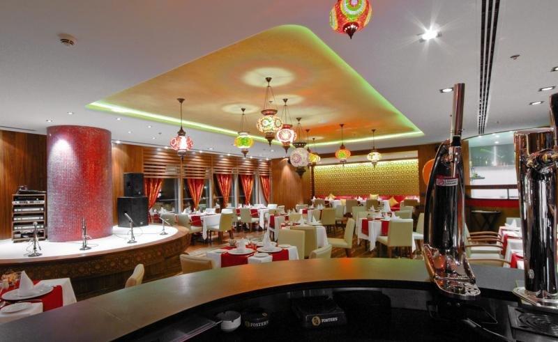 Ramada Chelsea Al Barsha Bar